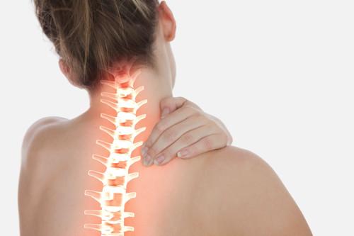 首の痛み・